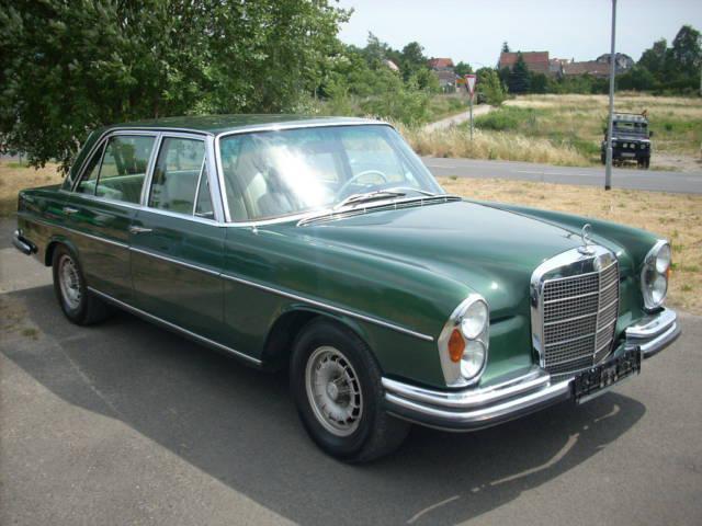 Mercedes Benz W108/W109