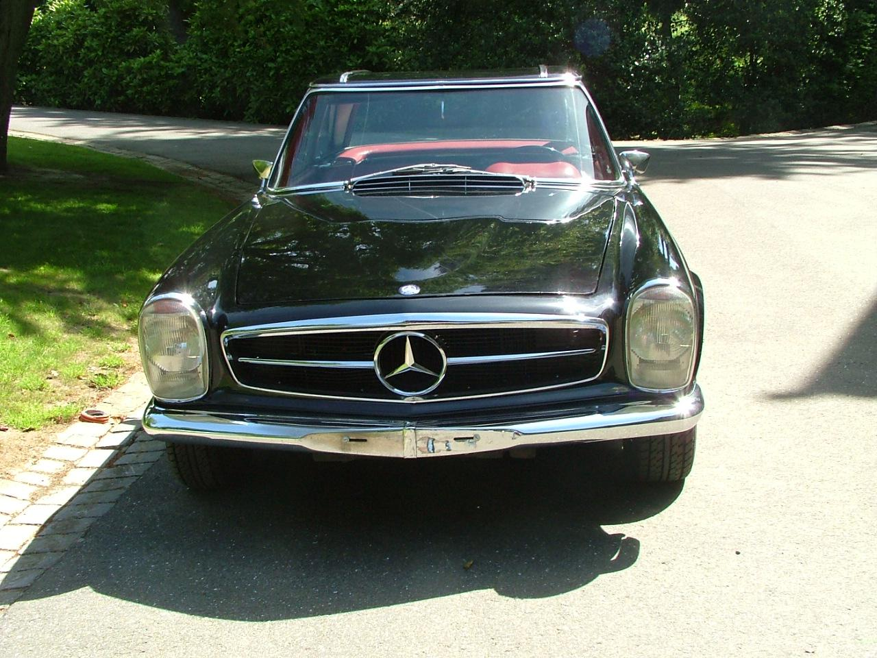 Mercedes benz w113 sl 250 sl for Mercedes benz w113